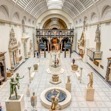 Medieval and Renaissance Galleries, V&A
