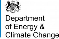 Department of Energy & Climate Change logo