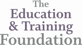Education and Training Foundation logo