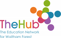 Waltham Forest Council - The Hub logo
