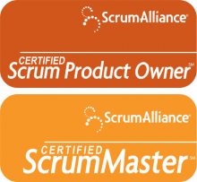 Scrum Alliance logos